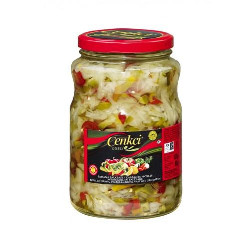 Lahana Salatası - 1,7 Kg Cam